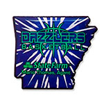 Basketball Pin Dazzlers