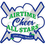 Cheer Competition Pin