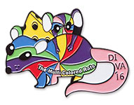 Destination Imagination Pins