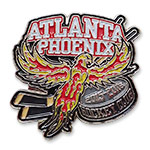 Atlanta Phoenix Hockey Club Trading Pin