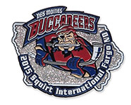Buccaneers 2015 Trading Pin