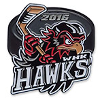 WHK Hawks 2016 Hockey Team Pin