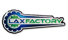 LAX Factory Lacrosse Pin