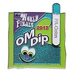 Odyssey of the Mind pins