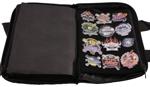 Zipper Pin Bag Lapel Trading
